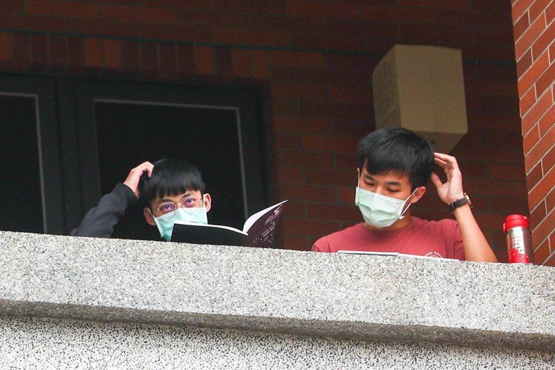 今年指考延期到7月28日。記者黃仲裕/攝影