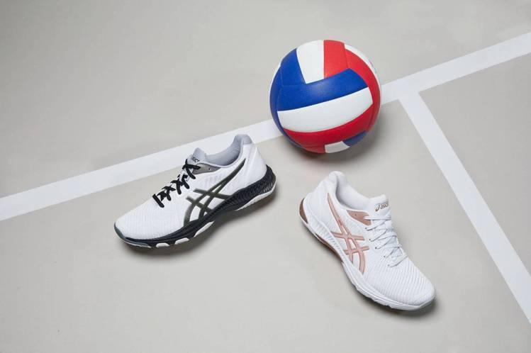ASICS NETBURNER BALLISTIC FF 2男款排球鞋3,780...