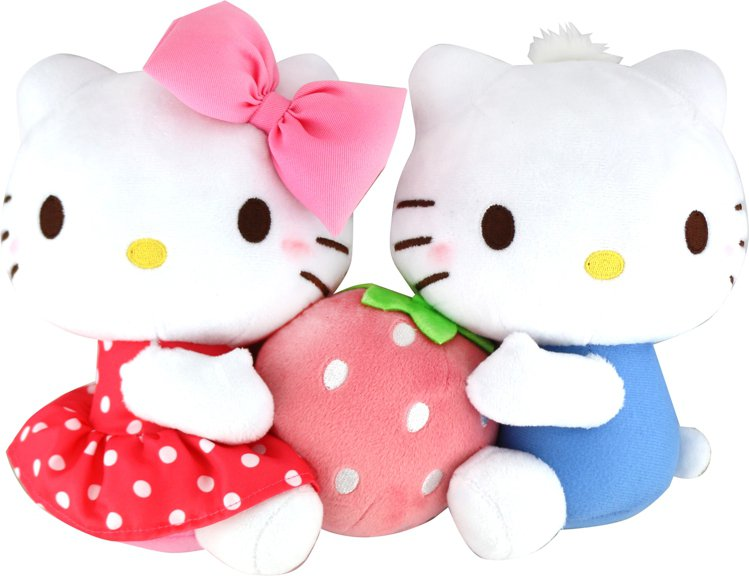 7-ELEVEN西洋情人節限定商品1月27日起登場,「Kitty與Daniel草...
