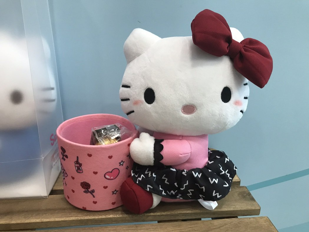7-ELEVEN西洋情人節限定商品1月27日起登場,「Hello Kitty新復...