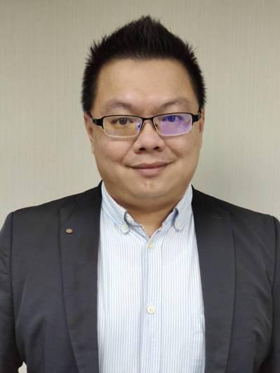 精彩創意整合行銷總經理胡恒士。記者張義宮/攝影