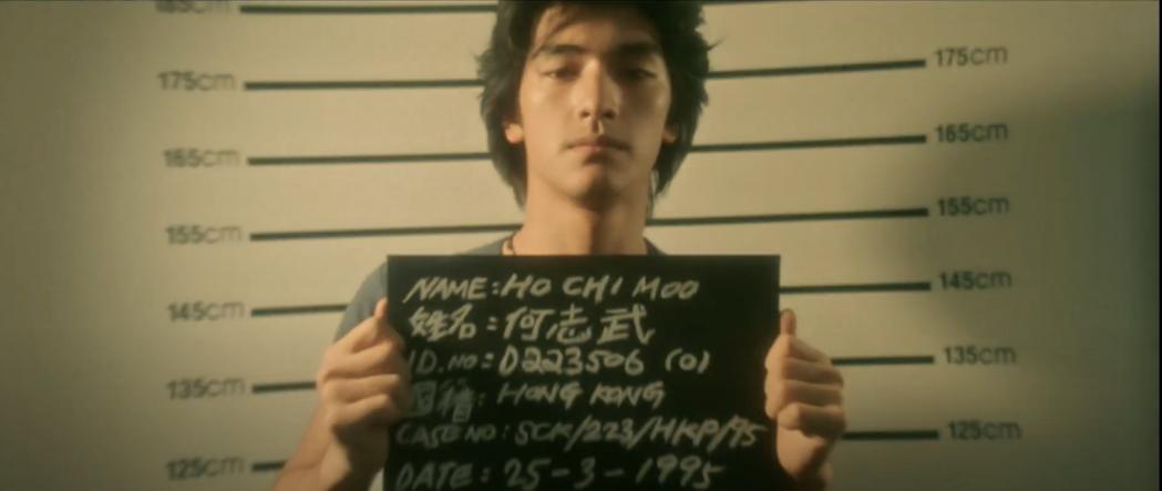 金城武演出「墮落天使」僅20歲。圖/Catchplay提供