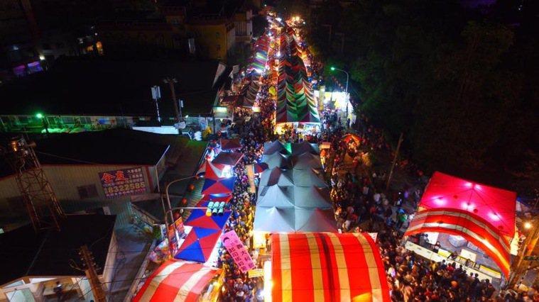擁有近30年歷史的潮州春節市集,受國內疫情影響,今年宣布停辦。圖/潮州鎮公所提供