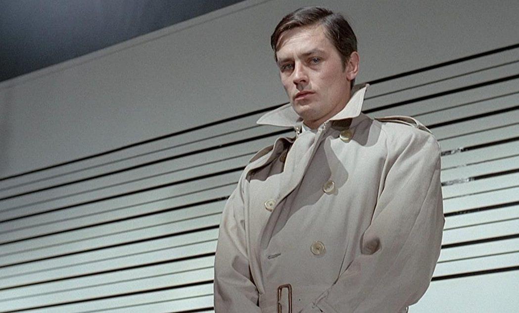 「午後七點零七分」樹立亞蘭德倫「冷面殺手」形象。圖/摘自imdb