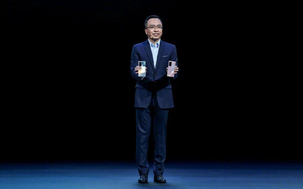 榮耀CEO趙明 (取自第一財經)