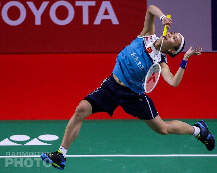 戴資穎闖進泰國羽球公開賽第二站四強。圖/Badminton  Photo提供