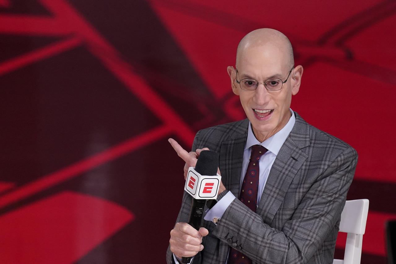 NBA/傳擴編加盟金索價25億美元 總裁席佛喊太低