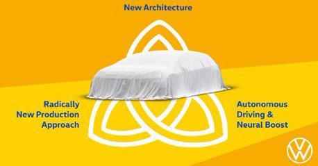Volkswagen正打造全新世代電動車「Trinity」 肩負品牌純電代表重任!
