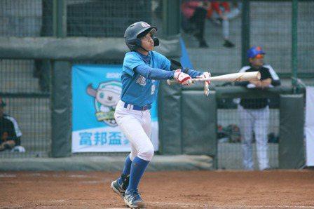 富邦盃/龜山邱澤不演戲愛棒球 秘密特訓打擊發揮