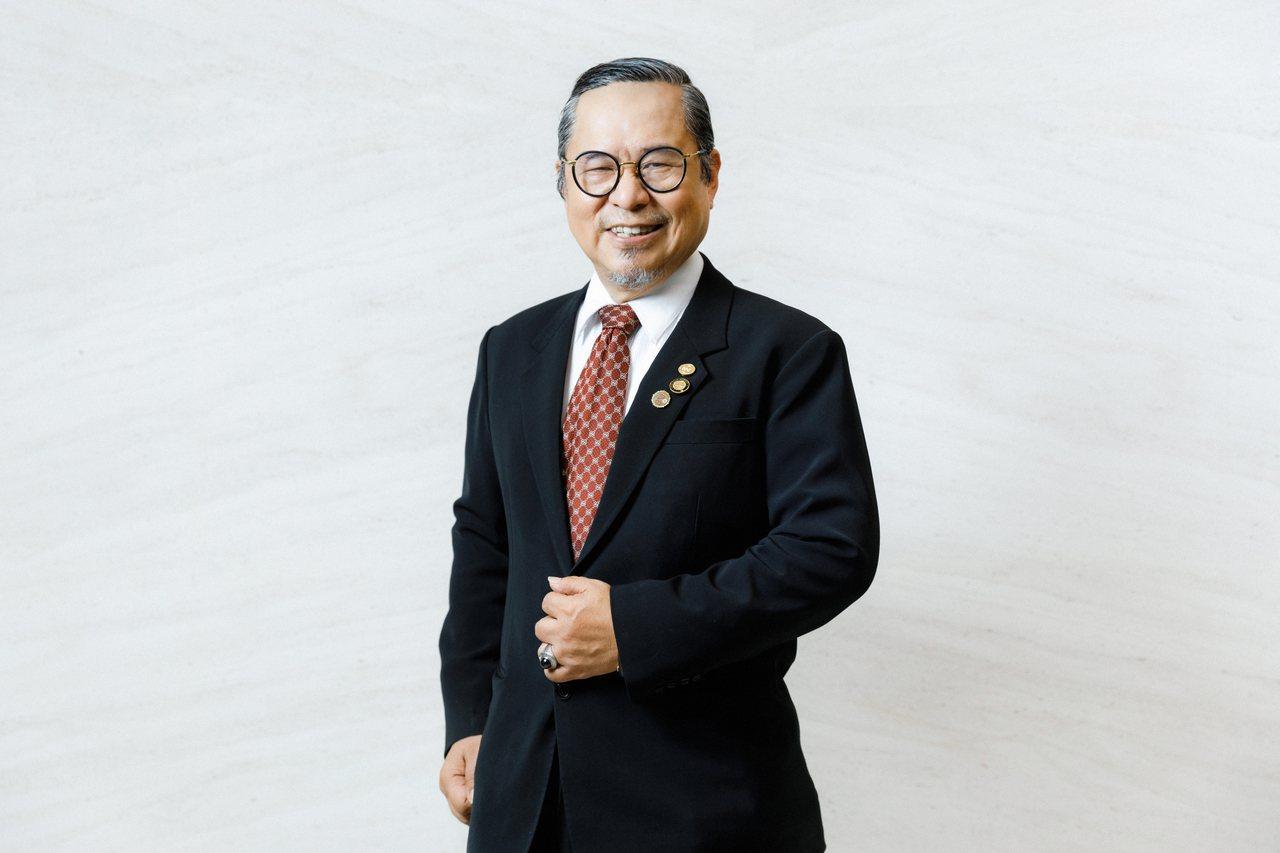 財經易經專家陶文。記者陳軍杉/攝影