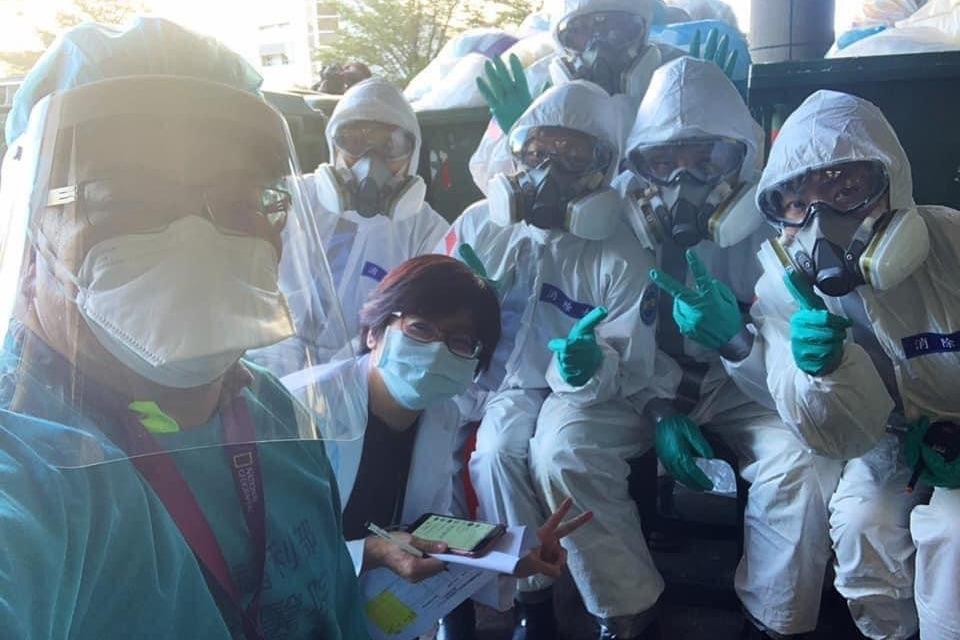 團結抗疫!桃醫15年護理師:我們一個都不能少