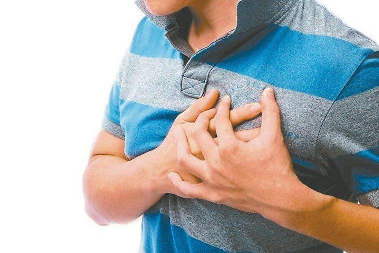 醫師提醒,男性50歲、女性60歲前若發生心肌梗塞,「家族史」絕對是很重要的危險因...