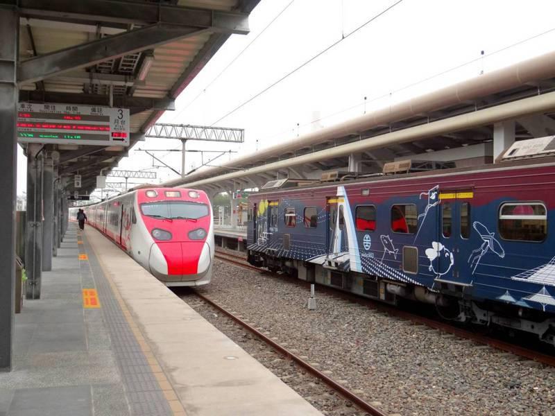 台鐵228連續假期加開班次疏運旅客。 圖/台鐵局提供