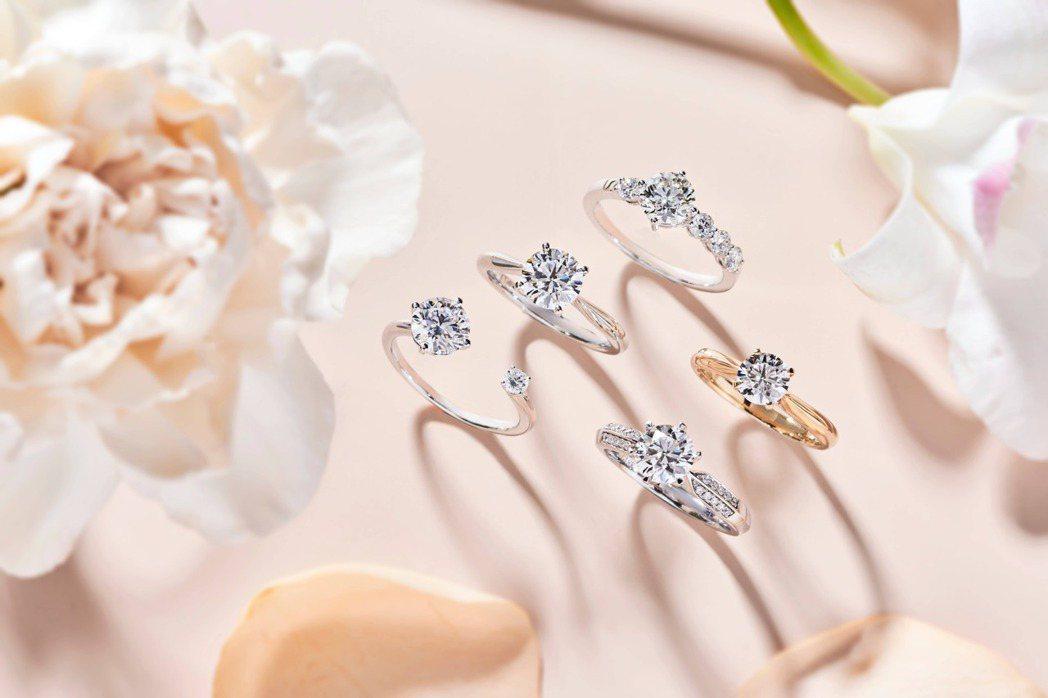 一場鑽石的美麗新革命正式開啟,也讓更多消費者願意選擇美麗、時尚與環保和人道兼顧的...