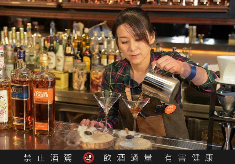 2020首屆Bar Leader Competition調酒大賽,最後由AHA ...