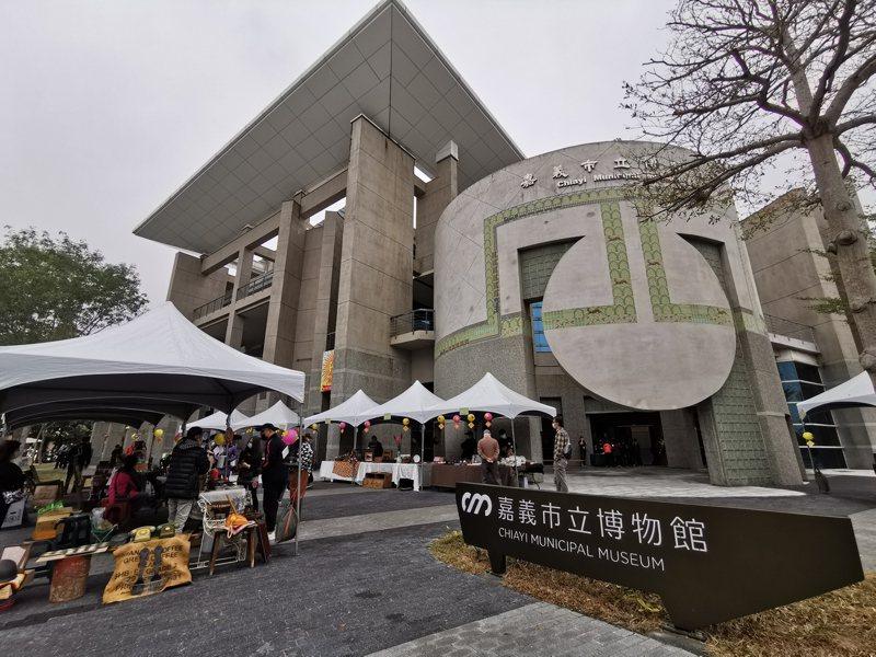 嘉義市立博物館歷經2年閉館更新,今轉型「城市博物館」重新營運。記者卜敏正/攝影
