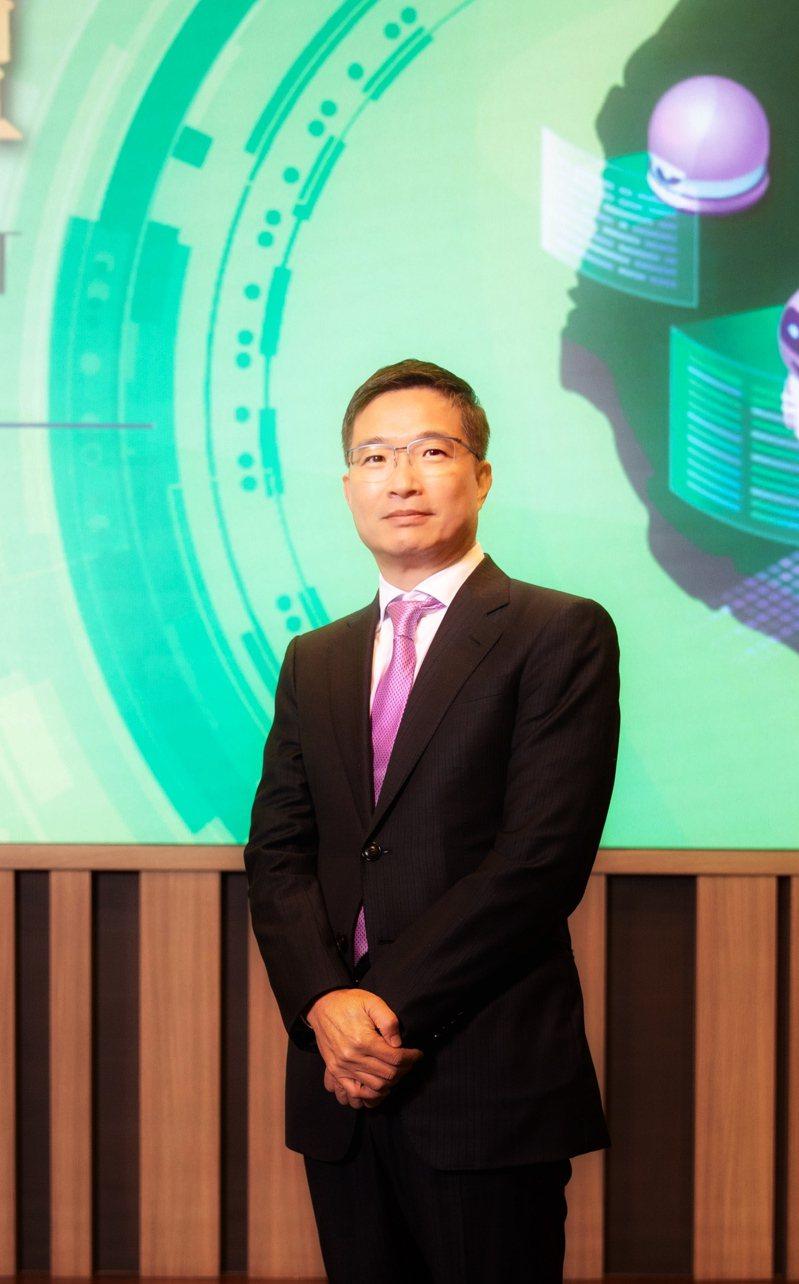 創投公會理事長邱德成。圖/創投公會提供