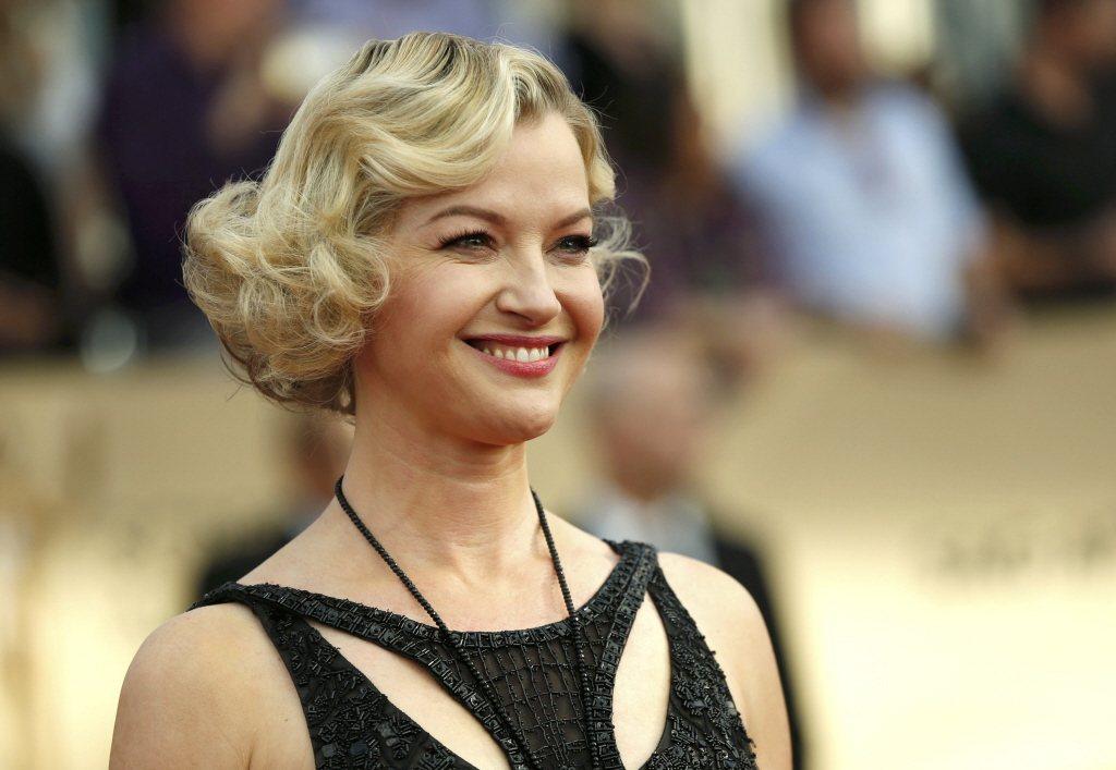 葛雷琴摩爾將演出「美國舞男」續篇影集的女主角。圖/路透資料照片