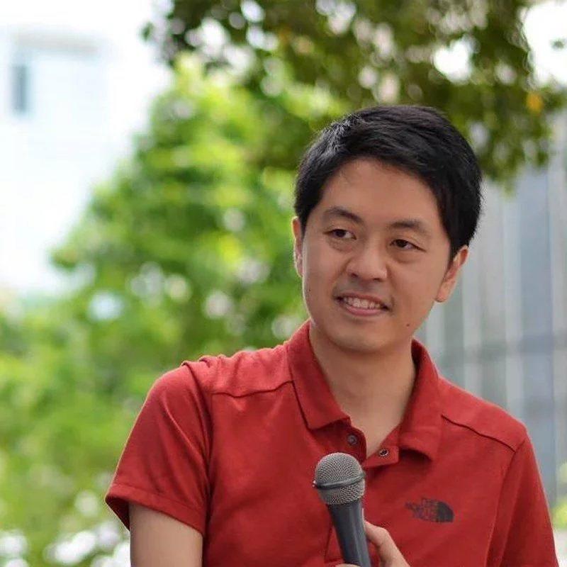 香港立法會前議員許智峯。圖/取自臉書