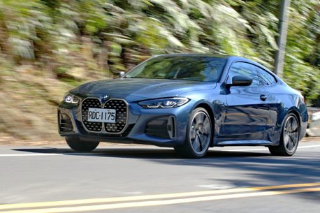 不只大鼻孔搶眼,還有它的操駕 BMW M440i xDrive試駕
