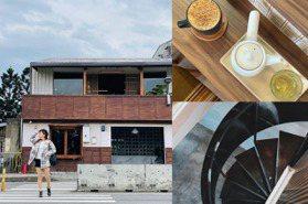秒飛京都!新店咖啡廳「綠河」試營運狂洗版IG 日本街頭景色+旋轉樓梯超好拍