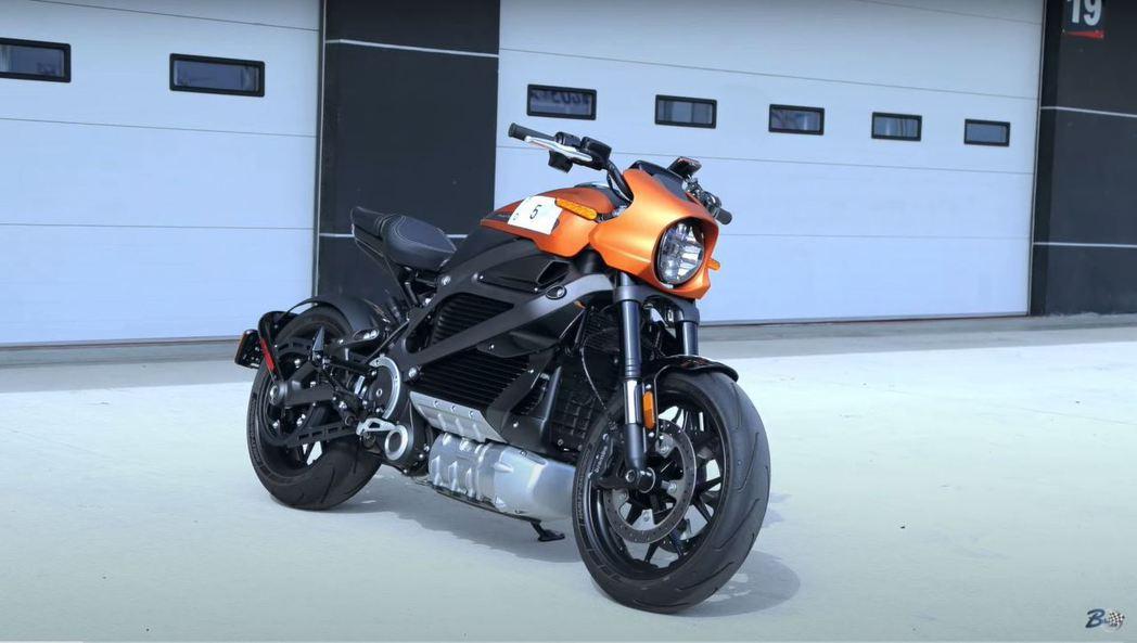 Harley Davidson Livewire 。 圖/Bike-in NET...