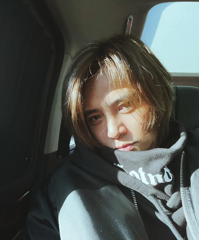 圖/擷自羅志祥臉書