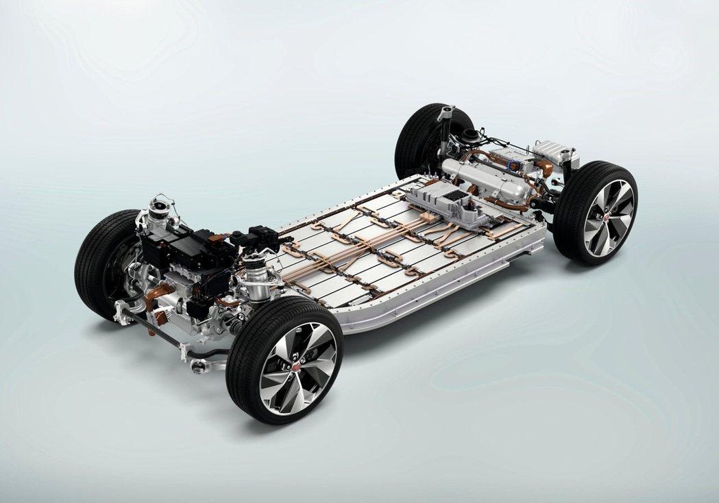 如果汽車製造商無法從英國境內採購電池將會對產業帶來風險。 摘自Jaguar