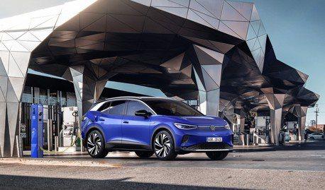 電動車不是玩具車!Volkswagen ID.4拿下2021年世界風雲車