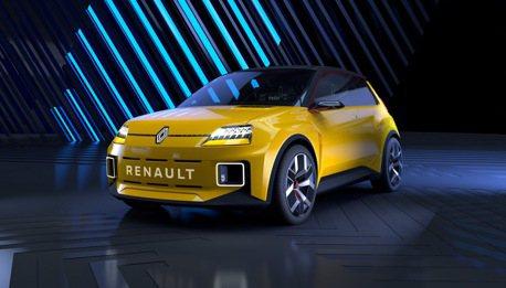 Renault 5以EV電動車姿態重生 生產地點更具特別意義!