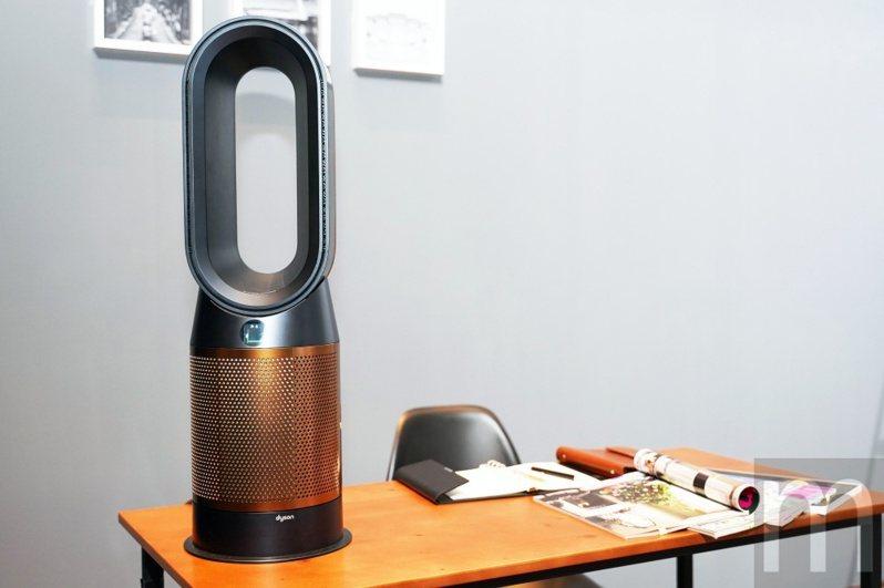 ▲Dyson Pure Hot+Cool Cryptomic三合一涼暖空氣清淨器
