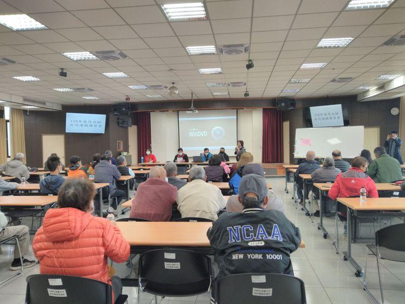 台中市農業局舉辦茂谷柑共同運銷講習會。 圖/ 台中市農業局提供