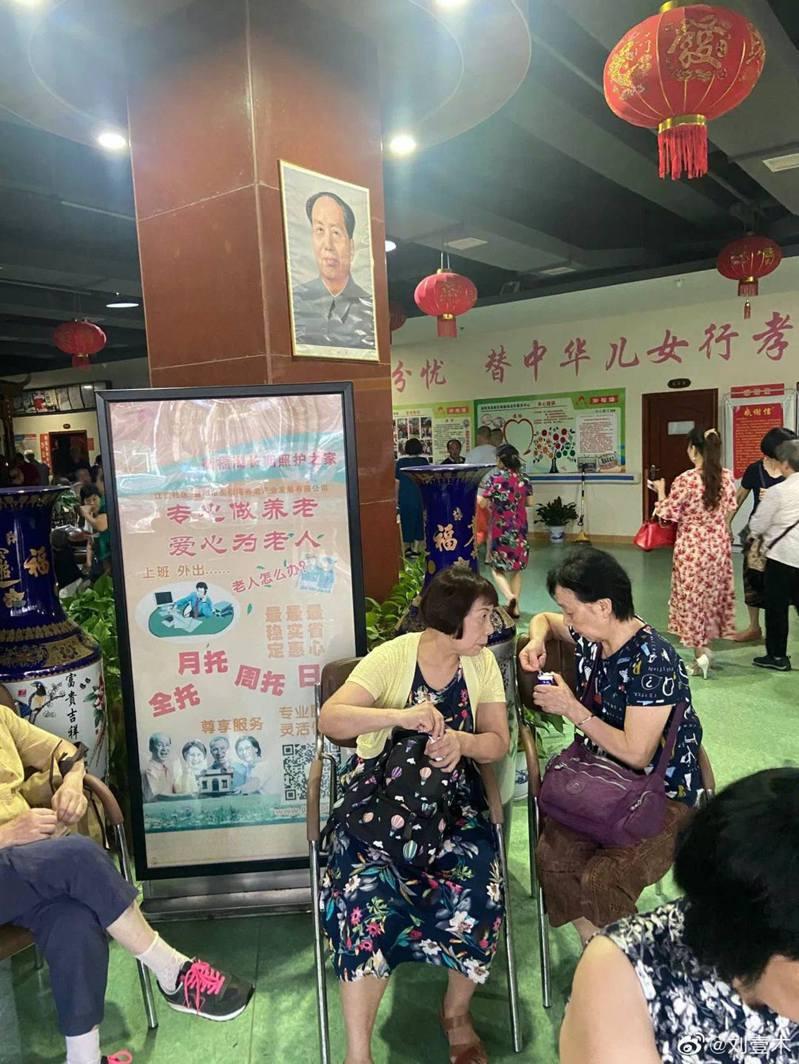 湖南養老機構「爆雷」,逾2000長者受騙。(取自微博圖片)