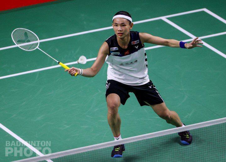 戴資穎連兩站都打到決賽。圖/Badminton Photo提供(資料照)