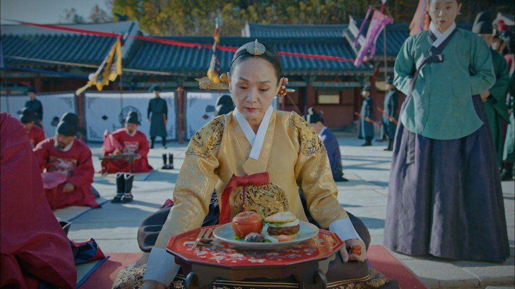 申惠善打造出古代速食套餐擄獲眾人心。圖/friDay影音提供