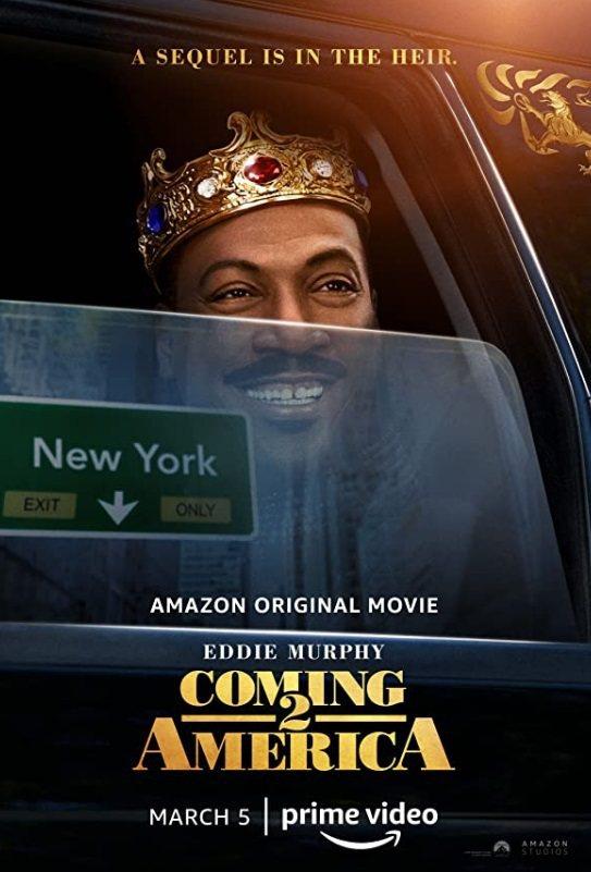 「來去美國2」已經是亞馬遜今年春天的強打新片,全球都跳過戲院。圖/摘自imdb