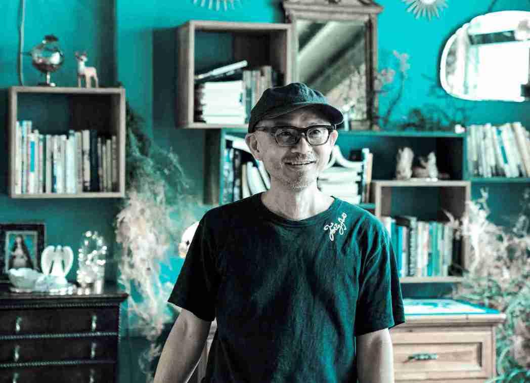 陳宏一昨應邀赴台中「中山73」分享他的創作理念。圖/海鵬提供