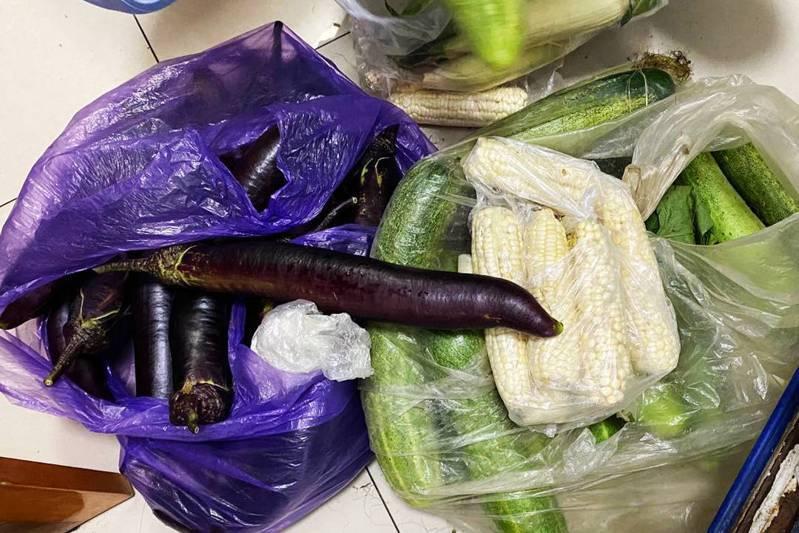 吉林通化市新型冠狀病毒肺炎疫情防控指揮部要求,當地民眾居家封閉期間按照每戶5天需求量供應「蔬菜包」。(圖/取自新浪網)