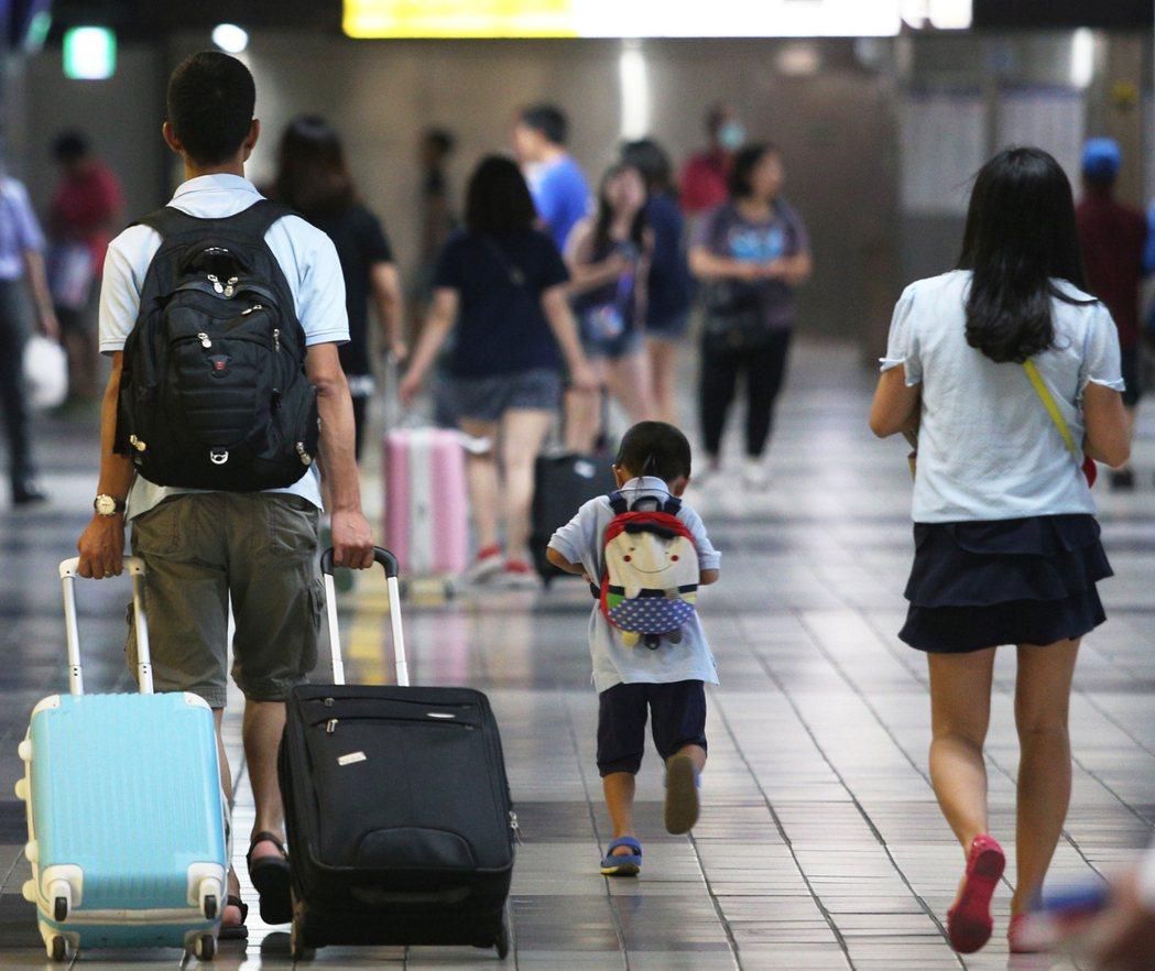 縣市改制十年,六都人口大洗牌,台北人口嚴重流失。本報資料照片