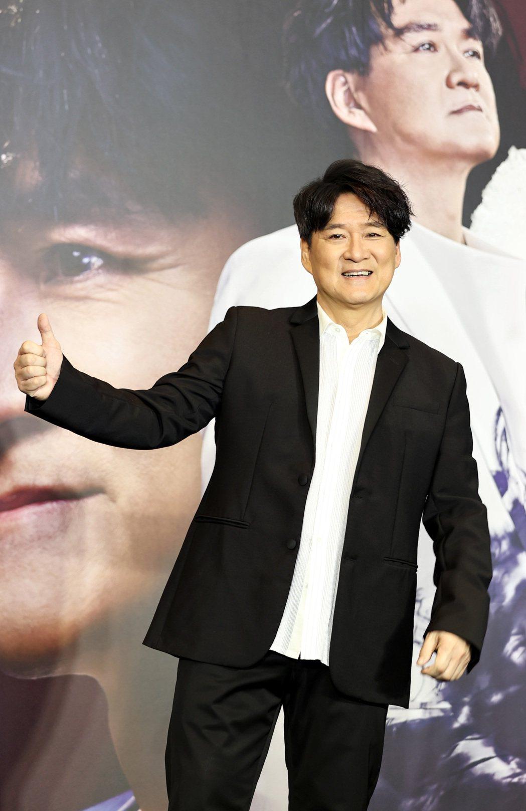 周華健宣布將在四月及五月分別於北、高舉辦「少年俠客」演唱會,並希望能邀約退隱歌壇...