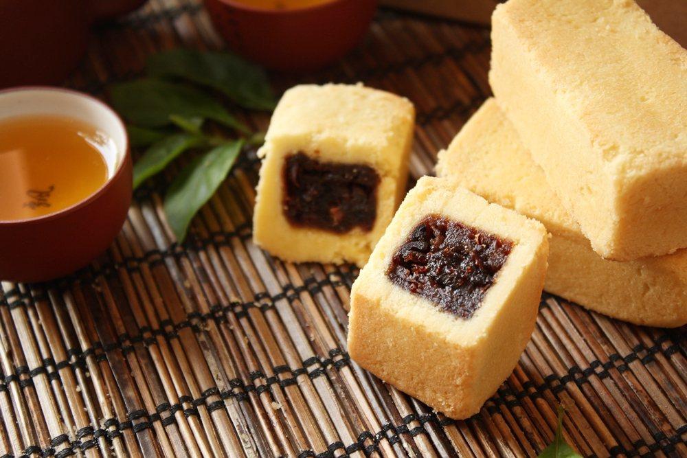 PEKOE「特濃—台灣本產荔枝酥禮盒」。圖/PEKOE食品雜貨鋪提供
