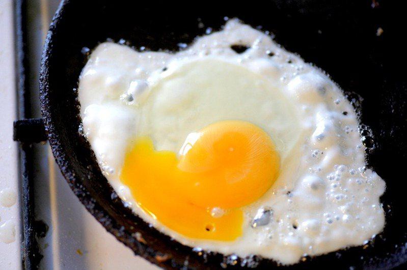 隨著料理方式不同,雞蛋的熱量也有所差異。示意圖/ingimage