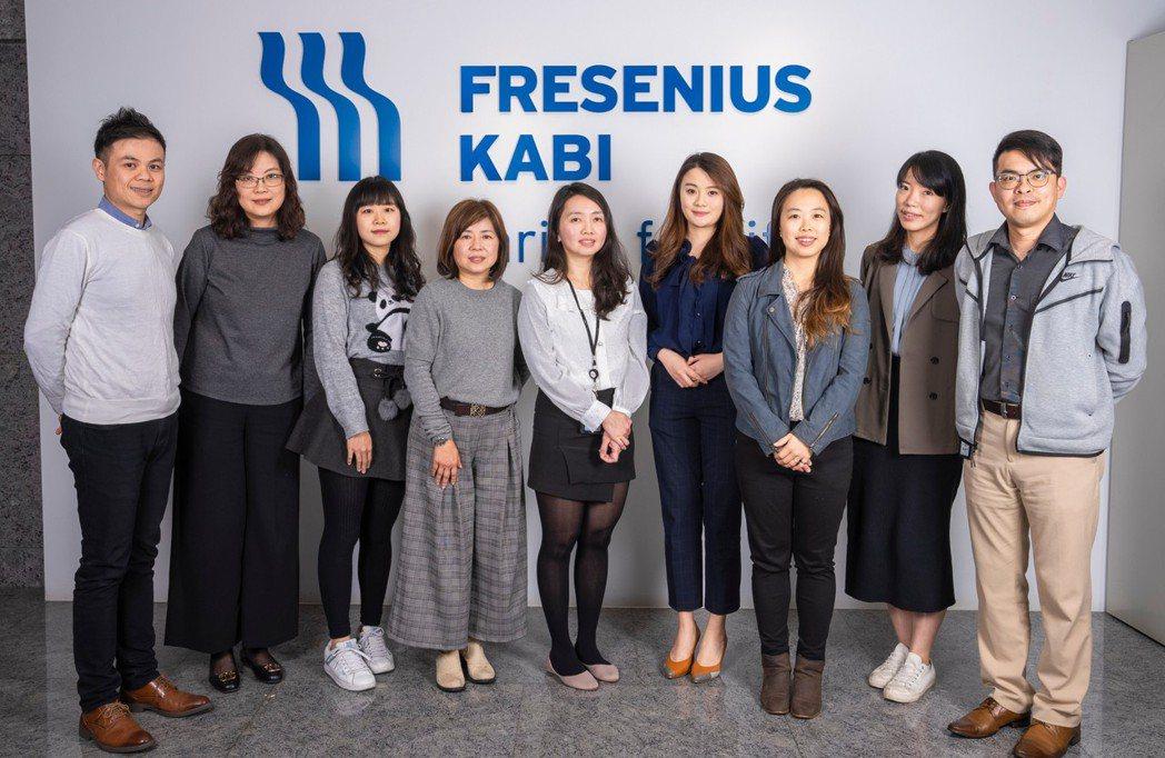 台灣費森尤斯卡比法規部門員工自發性與罕見基金會合作,帶罕病病童們一日輕旅行。台灣...