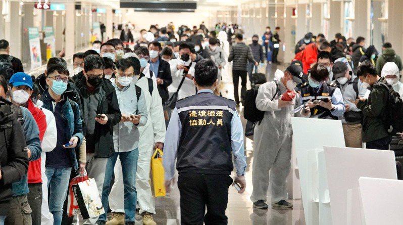 指揮官陳時中表示,目前還沒有需要到鎖國強度,邊境措施目前還沒有必要增加。聯合報系資料照片/記者鄭超文攝影