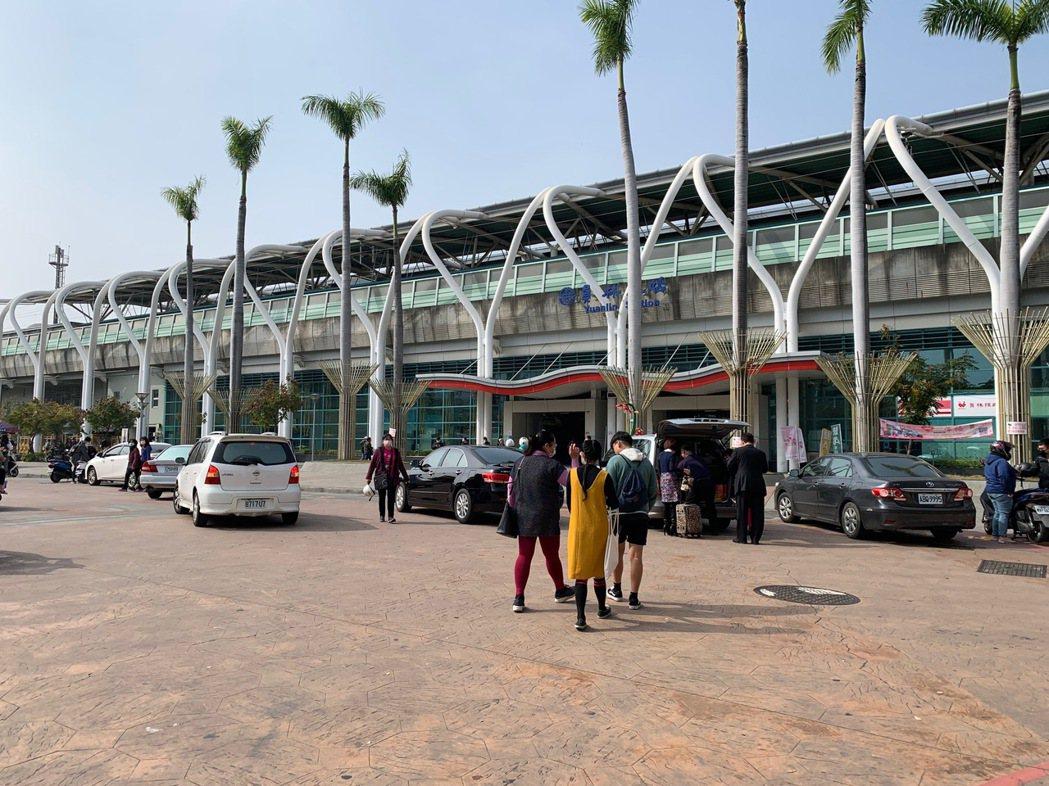 鐵路高架化後的員林火車站。圖/台灣房屋員林旗艦特許加盟店提供