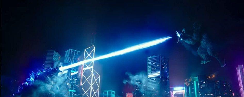 哥吉拉與金剛在香港大戰。圖/摘自imdb