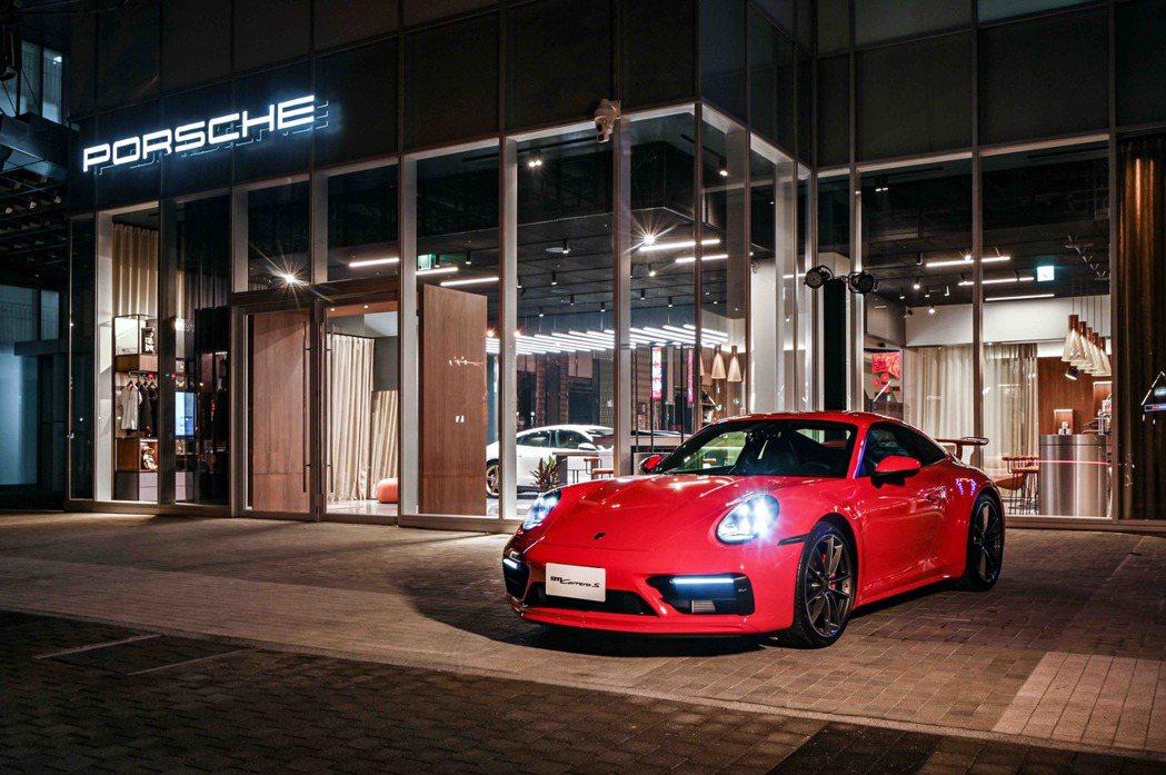 尚騰汽車集團攜手保時捷正式進軍台南府城,全球第一座新世代(Porsche Stu...