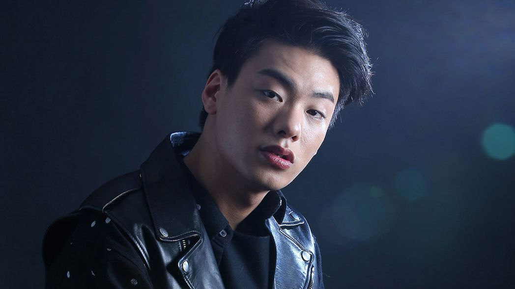 IRON驚傳猝逝,得年29歲。圖/摘自SBS