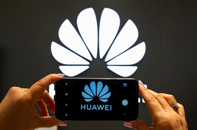 華為表示,將堅持打造全球領先的高端智慧型手機品牌。(路透社)