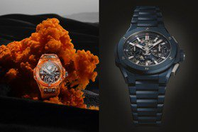 LVMH WATCH WEEK 2021/ 好「色」HUBLOT 材質藝術昇華
